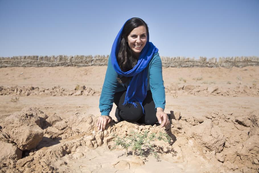 Rolex Awards: Sarah Toumi, la femme qui plantait des arbres