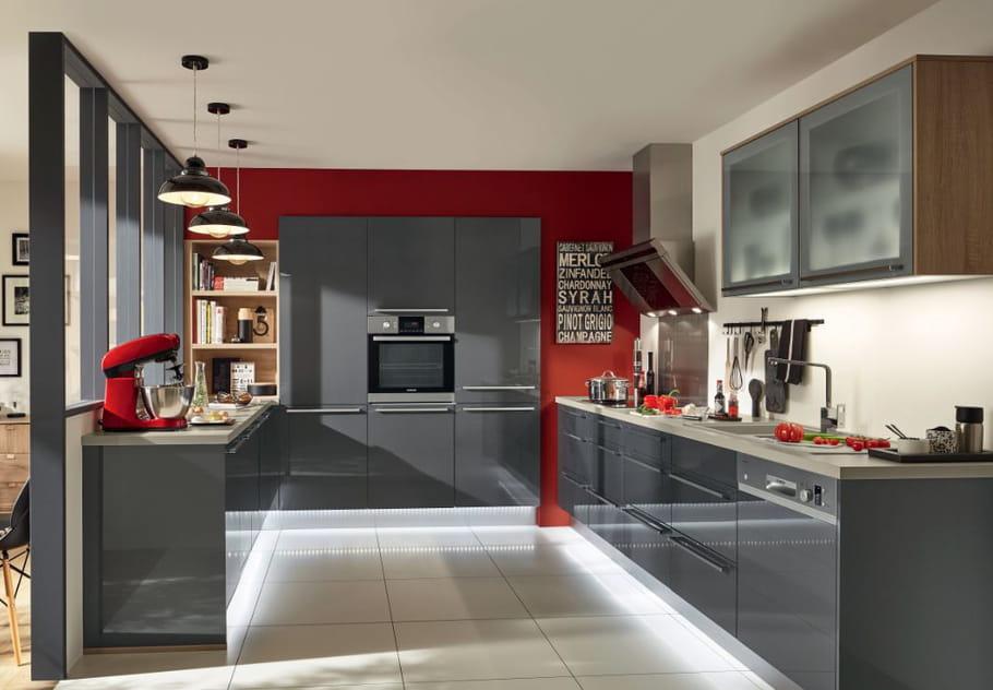 cuisine tro ka de conforama. Black Bedroom Furniture Sets. Home Design Ideas