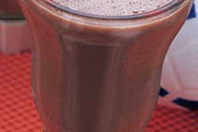 Milk-Shake aux M&M's