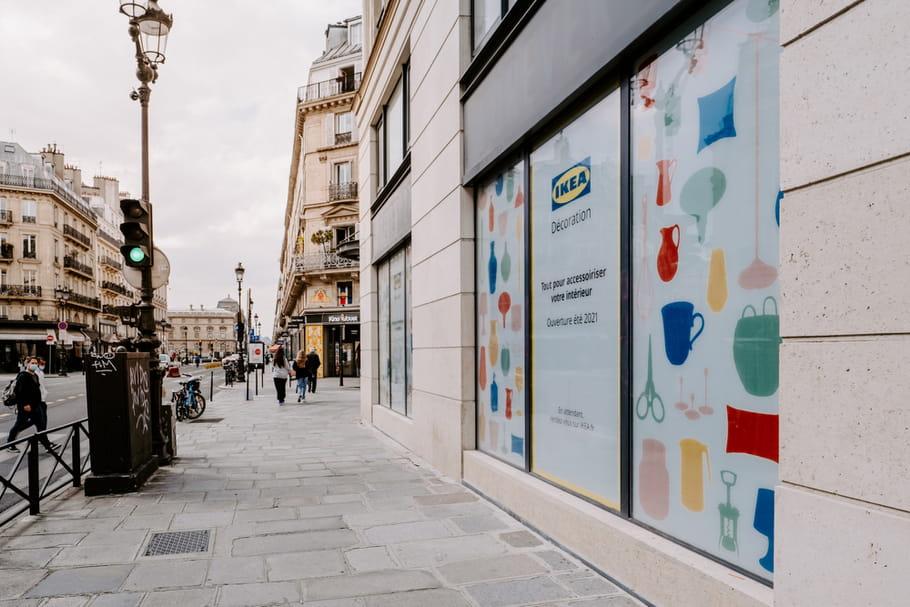 IKEA Décoration Paris Rivoli: on en connaît la date d'ouverture!