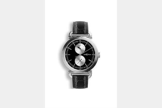 "Montre ""WW2 Regulateur Officer"" de Bell & Ross"