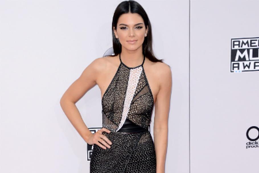 Look du jour : Kendall Jenner, graphique