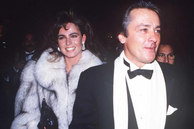 Rieur avec sa fiancée Rosalie Van Breemen au Lido