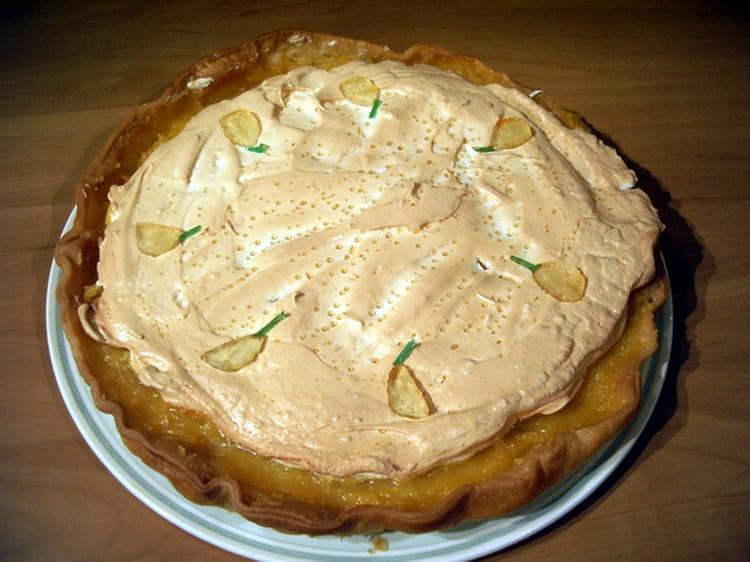 Recette de tarte au citron meringu e pour d butant la - Tarte au citron cuisine az ...