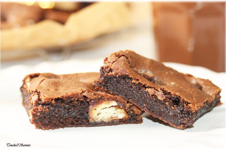 Brownie aux Twix