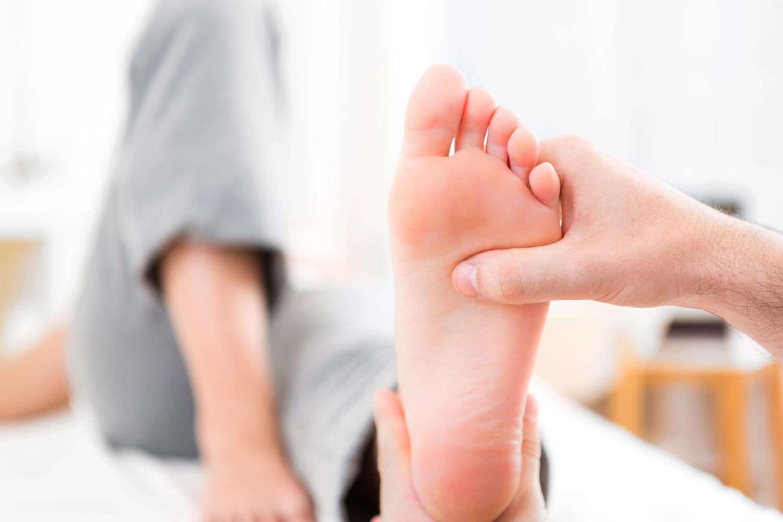 Arthrose du pied et de la cheville: quels symptômes?