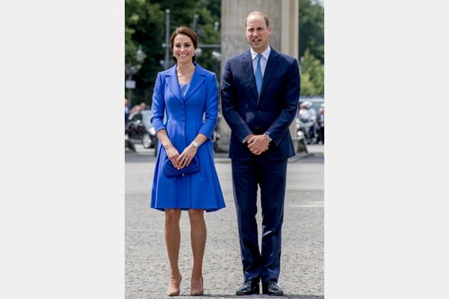 Kate Middleton le 19juillet 2017