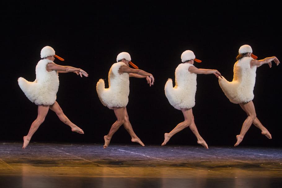 TUTU au Théâtre Bobino: quand virtuosité rime avec gaieté