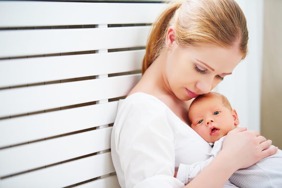 Première année de bébé: 1400heures d'inquiétudes pour maman