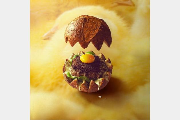 Fricocotte burger