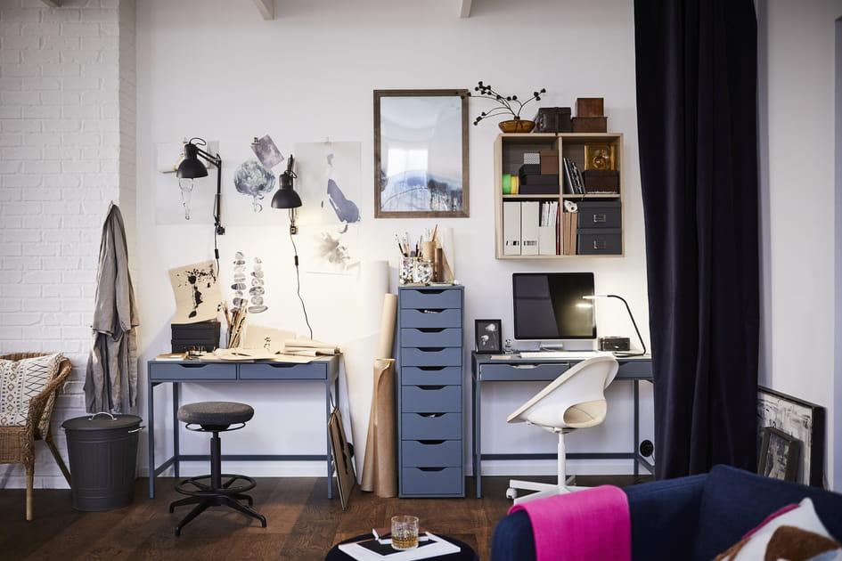 Bureau ALEX IKEA