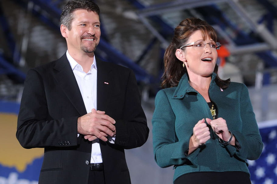 Sarah Palin divorce