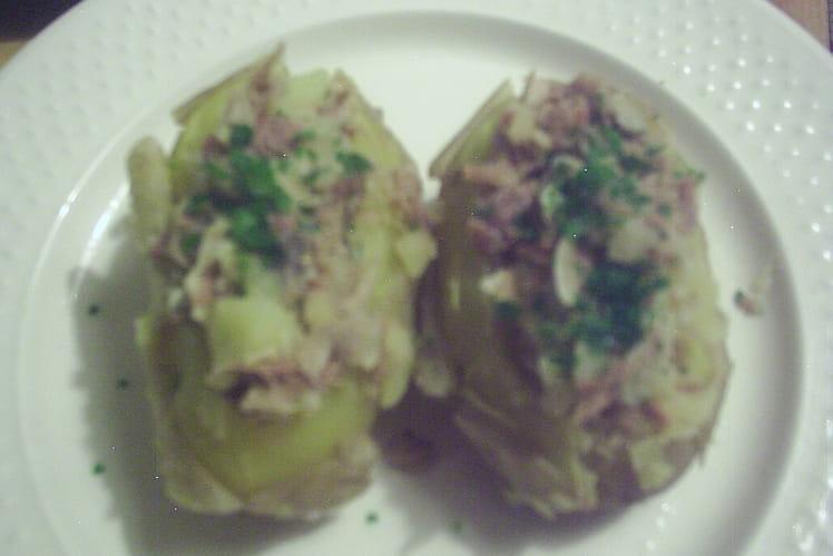 Pommes de terre hollandaises