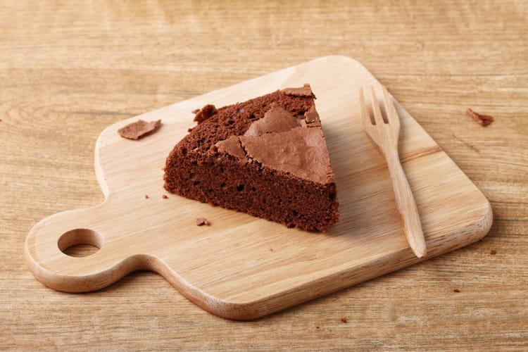 Gateau Au Chocolat Magique