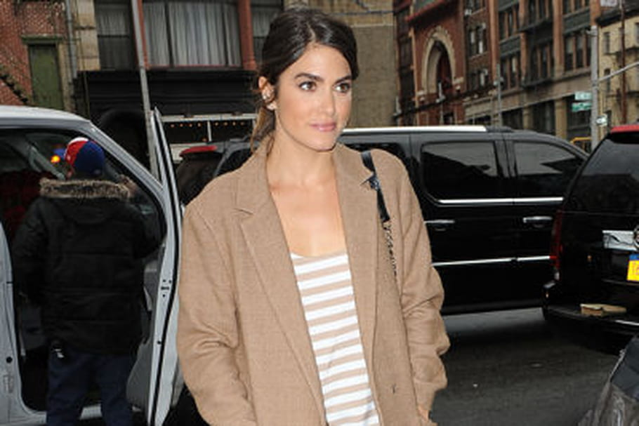 Le look people du jour : Nikki Reed, naturelle