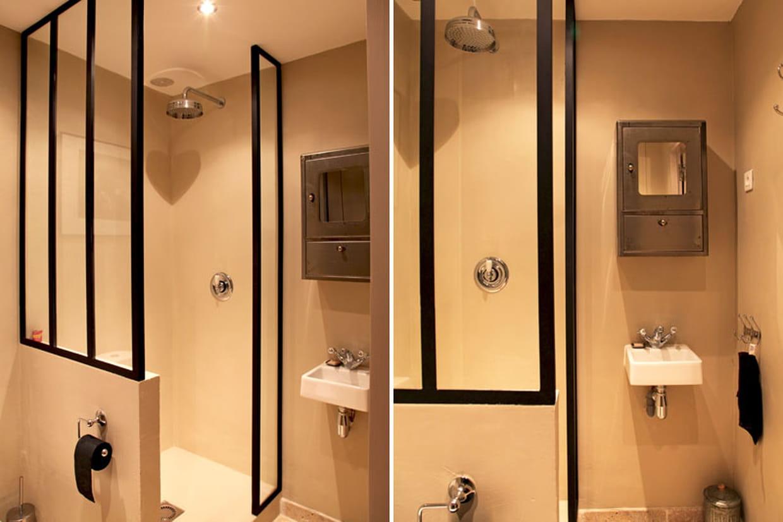 Petite salle d 39 eau for Petite salle d eau avec douche