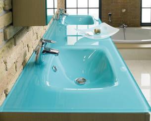 plan double vasque borneo de schmidt. Black Bedroom Furniture Sets. Home Design Ideas