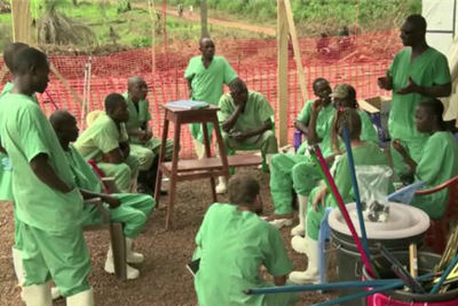 Ebola confirmé en République démocratique du Congo: MSF envoie du renfort
