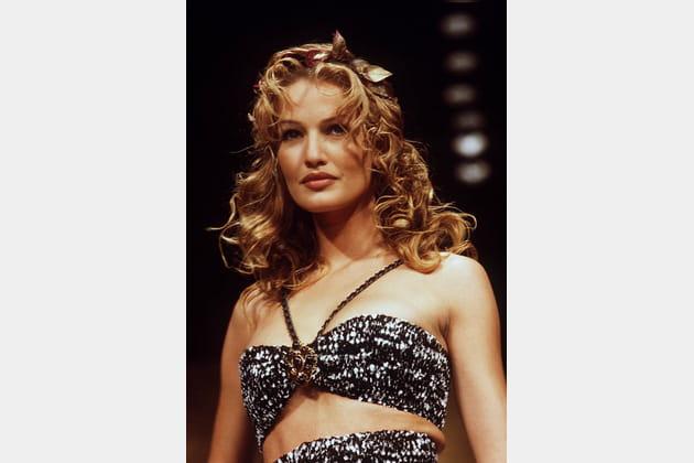 Karen Mulder en juillet 1993