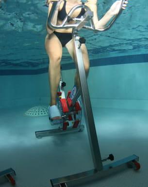 l'aquacycling, un savant mélange entre aquagym et vélo