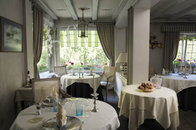"""Le restaurant """"Les Princes de Salm"""""""