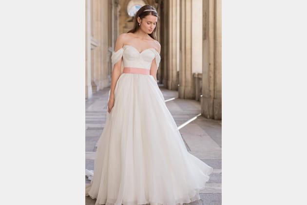Robe de mariée Mazarine, Christophe-Alexandre Docquin