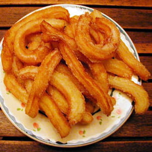churros ou chichis