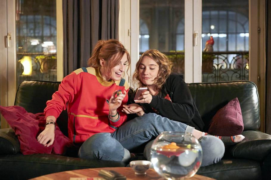 Alison Wheeler et Déborah François, actrices à louer