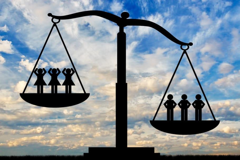 Egalité salariale: les entreprises en alerte rouge