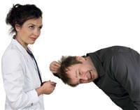 pensez à consulter lorsque la perte devient visible ou si l'alopécie est