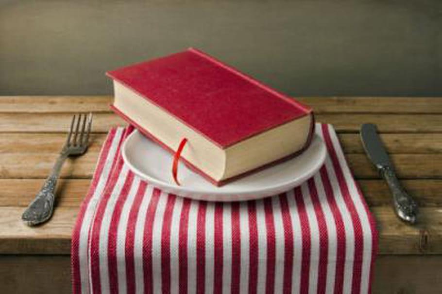 Les livres culinaires font recette