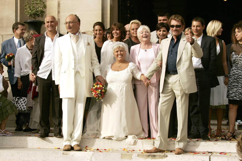 Mimie Mathy: 15ans de mariage et nouvel engagement avec Benoist