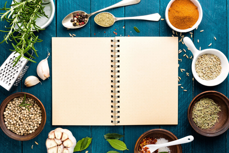 Carnet de recettes: comment le créer et l'utiliser au mieux?