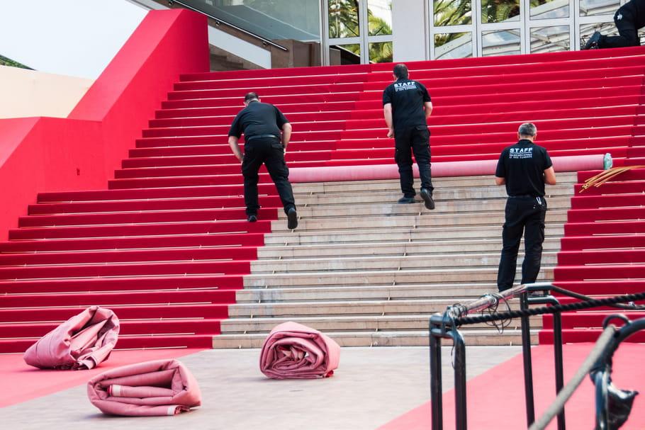 Le Festival de Cannes déroule le tapis rouge à Paris