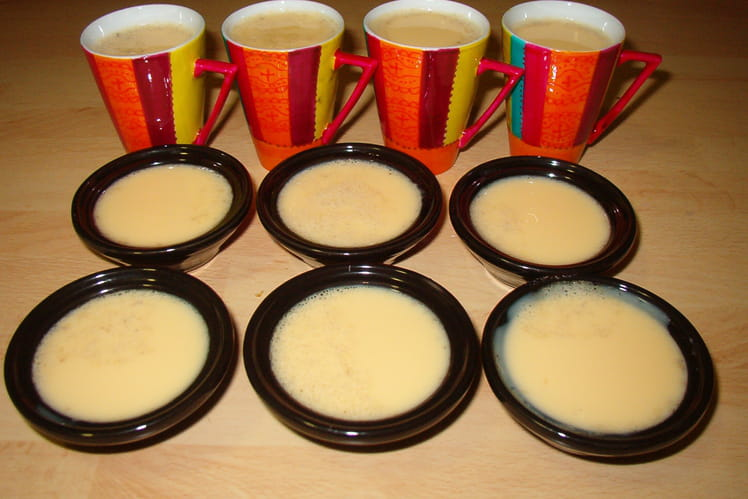 Crème renversée légère