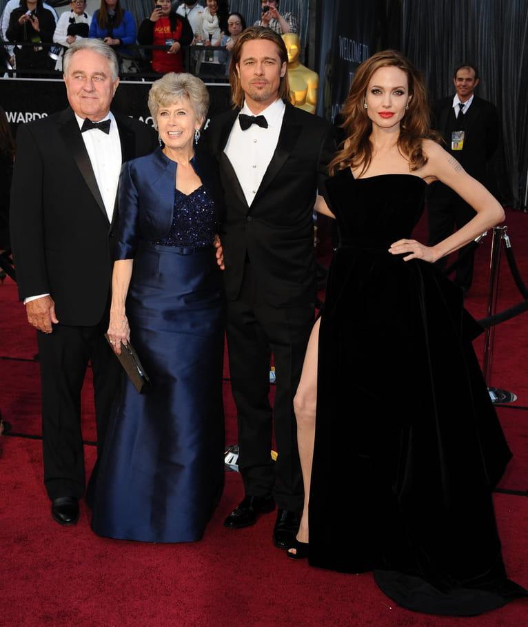 Aux Oscars 2012