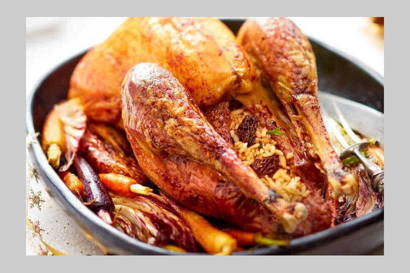 Menus de Noël traditionnel, iodé, pas cher, végétarien...