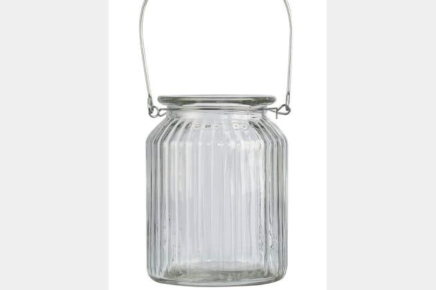 Photophore en verre suspendre jardin d 39 ulysse for Jardin d ulysse catalogue