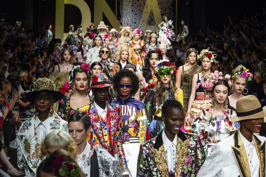 8117e8b7 Dolce & Gabbana impose son ADN à Milan
