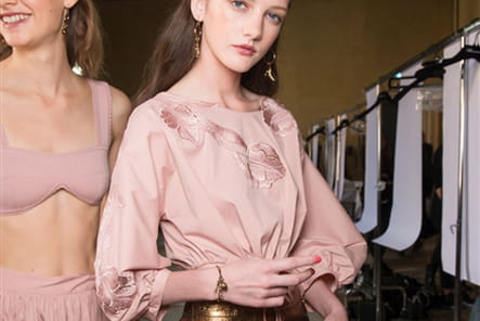 Blumarine (Backstage) - photo 56