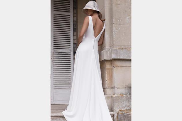 Robe de mariée Jean, Maison Floret