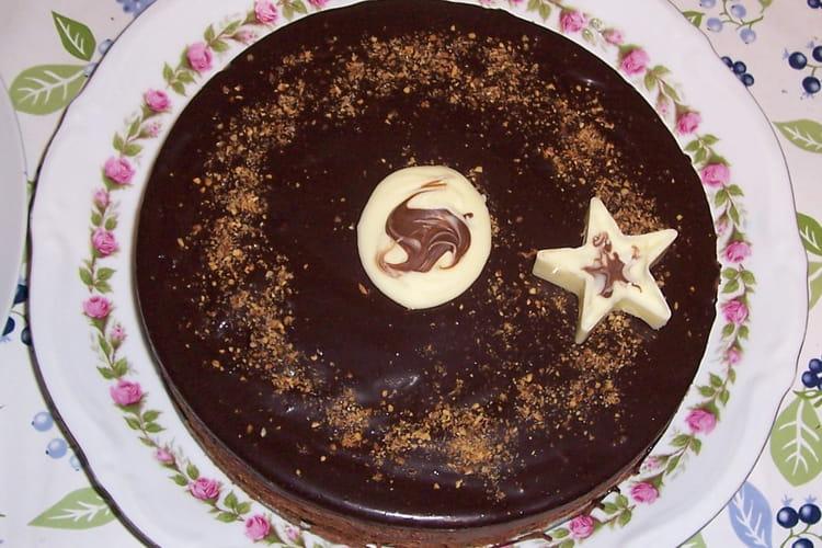 Douceur au chocolat