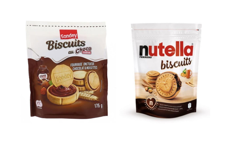 Lidl lance des biscuits identiques à ceux de Ferrero