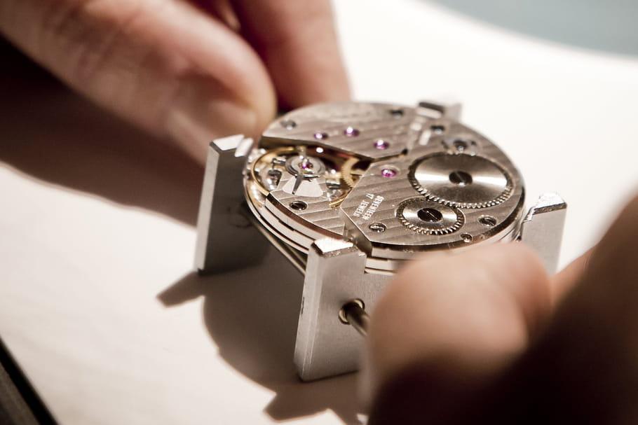Le savoir-faire horloger mis à l'honneur aux Galeries Lafayette