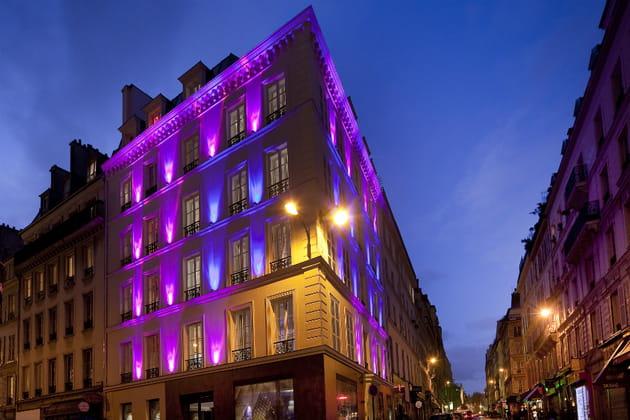 Divine idylle à l'Hôtel Design Secret de Paris