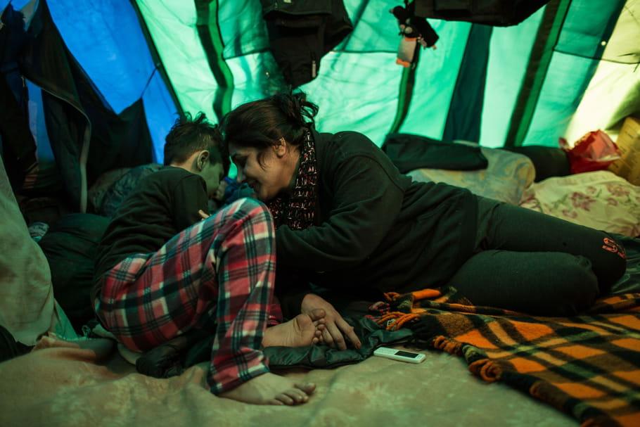 Les femmes et les enfants migrants, cibles privilégiées de viol