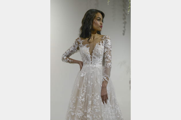 Robe de mariée charmante, Yumi Katsura