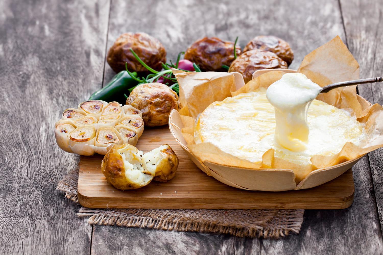 Recettes au camembert