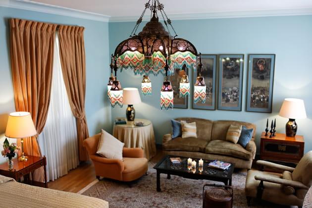 Hôtel Albergo: suite