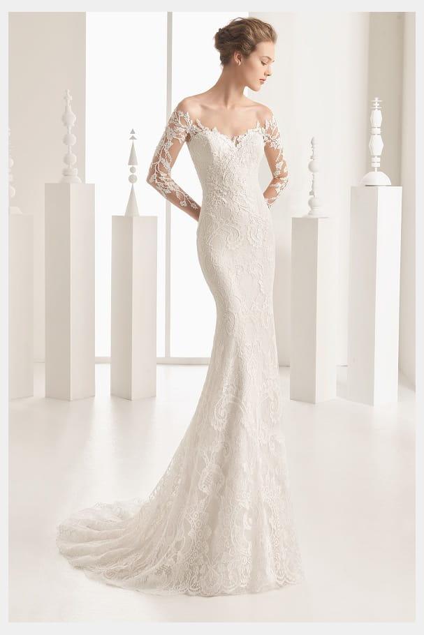 Robe de mariée Naim